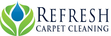 Refresh Carpet Cleaning Logo